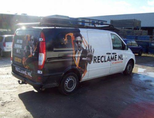 Reclame.nl busbelettering