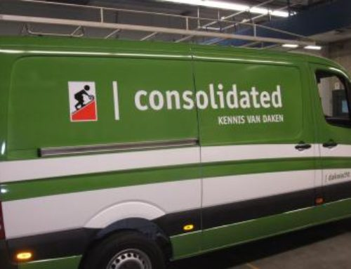 Consolidated autoreclame in carwrap