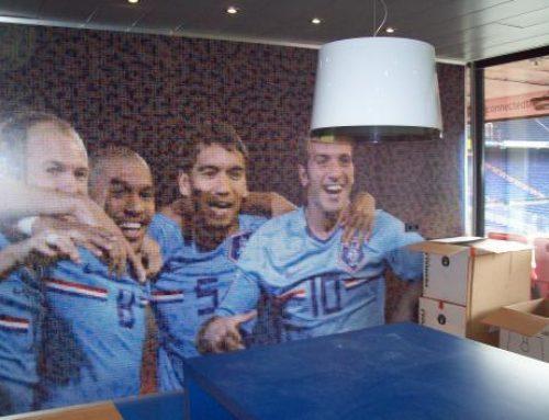 Unilever skybox Feyenoord