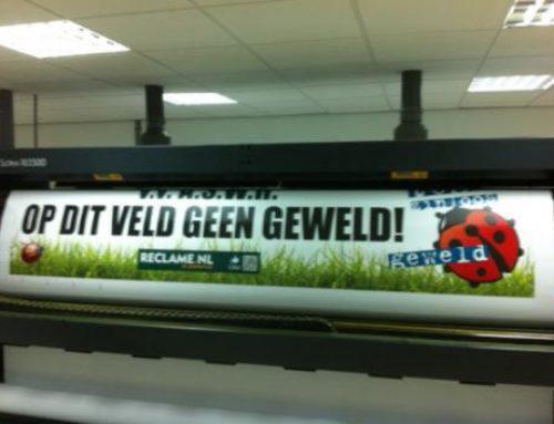 Reclame.nl tegen zinloos geweld