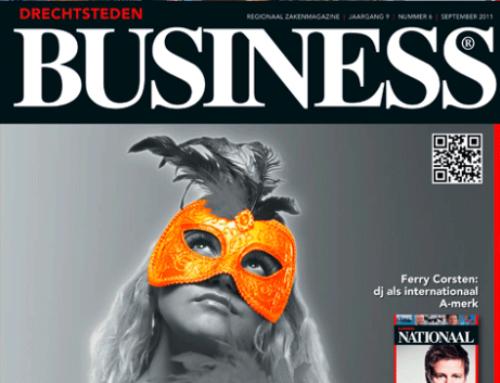 Coverstory Drechtsteden Business