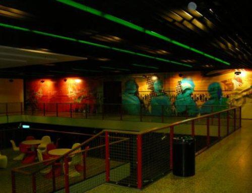 Groningen indoorreclame