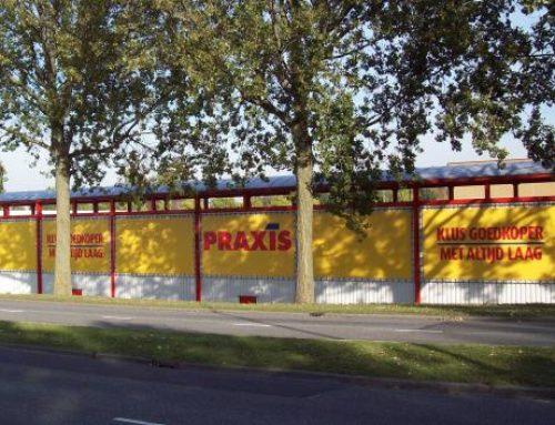 Praxis PVC reclamespandoeken
