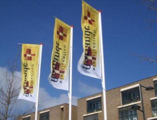Floriande reclamevlaggen