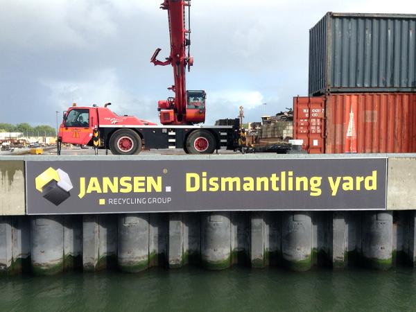 Jansen Recycling | Ardventure | Reclame.nl