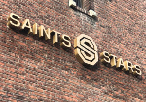 Saints Stars | Ardventure | Reclame.nl